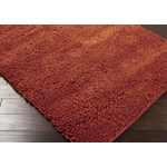 "Surya Cirrus Brick Red (CIRRUS-5) Rectangle 8'0"" x 10'0"""