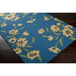 "Surya Paule Marrot Cannes Mediterranean Blue (CNS-5401) Rectangle 3'3"" x 5'3"""
