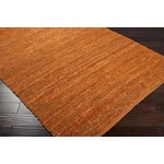 "Surya Continental Golden Ochre (COT-1934) Square 0'6"" x 0'6"""
