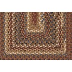 "Surya Country Living Cottage Braids Caviar (CTG-4501) Rectangle 2'0"" x 3'0"""