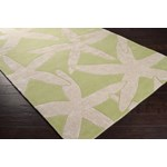 "Surya Somerset Bay Escape Green Tea (ESP-3018) Rectangle 8'0"" x 11'0"""