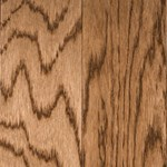 "Mannington Harrington Oak: Saddle 3/8"" x 3"" Engineered Hardwood HR03SDL1"