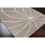 "Surya Forum Bay Leaf (FM-7184) Rectangle 7'6"" x 9'6"""