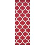 "Surya Frontier Red (FT-114) Rectangle 2'6"" x 8'0"""