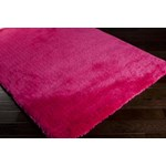 "Surya Heaven Hot Pink (HEA-8011) Square 0'6"" x 0'6"""