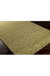 Surya Kinetic Moss (KNT-3008) Square 0'6