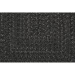 "Surya Liberty Coal Black (LIB-4400) Rectangle 2'0"" x 3'0"""