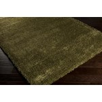 "Surya Luxury Shag Moss (LXY-1724) Rectangle 7'10"" x 10'6"""
