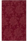 Surya Mystique Maroon (M-237) Rectangle 5'0