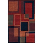 "Chandra Antara (ANT114-79106) 7'9""x10'6"" Rectangle Area Rug"