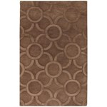 "Chandra Antara (ANT157-576) 5'0""x7'6"" Rectangle Area Rug"