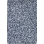 "Chandra Galaxy (GAL30605-576) 5'0""x7'6"" Rectangle Area Rug"