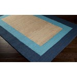 "Surya Mimosa Bright Cerulean (MIM-9002) Rectangle 2'0"" x 3'0"""