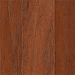 "Mohawk Warrenton: Hickory Warm Cherry 3/8"" x 5"" Engineered Hardwood WEC39 16"