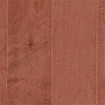 "Mohawk Mulberry Hill: Maple Spice Cherry 3/8"" x 3"" Engineered Hardwood WEC40 11"