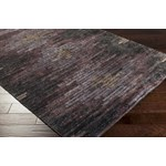 "Surya Platinum Prune Purple (PLAT-9005) Square 1'6"" x 1'6"""