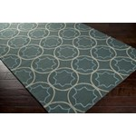 "Surya Rain Stormy Sea (RAI-1093) Rectangle 2'0"" x 3'0"""