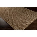 "Surya Reeds Coffee Bean (REED-806) Rectangle 3'3"" x 5'3"""