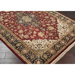 "Surya Taj Mahal Maroon (TJ-2000) Rectangle 3'6"" x 5'6"""