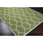 "Surya Jill Rosenwald Zuna Palm Green (ZUN-1019) Rectangle 9'0"" x 13'0"""